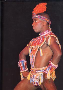 "Алфредо танцува в популярния кубински балет ""Тропикана"""