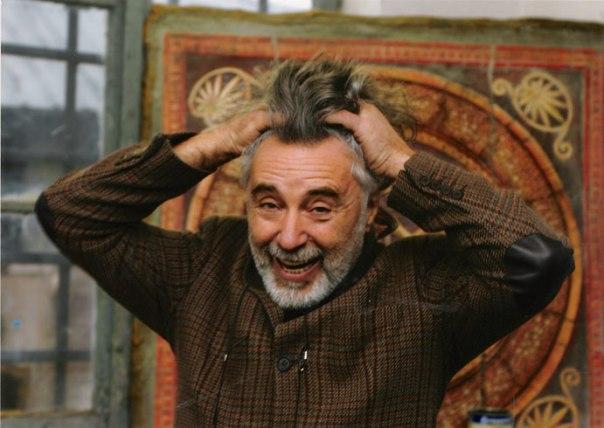 Един дъх може да трае както 24 часа, така и един милион години, но всичко трябва да се твори на един дъх, казва художникът Ставри Калинов