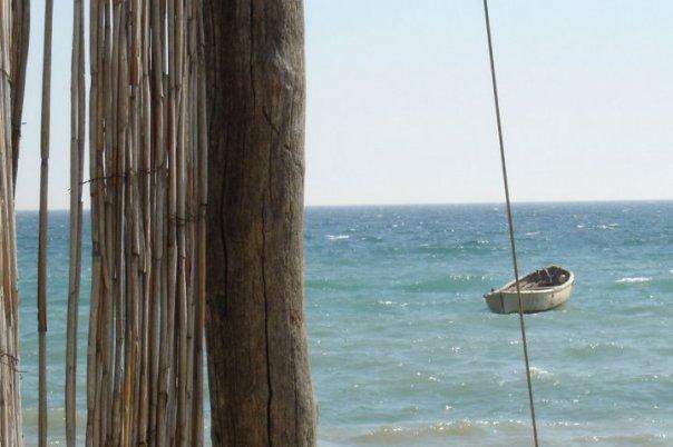 """Тихият залив """"Дълбока"""" - към мидената ферма с дървена лодка"""