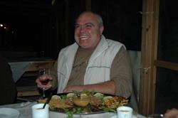Веселин Прокопиев - бившият военен отглежда култивирани миди в райския залив